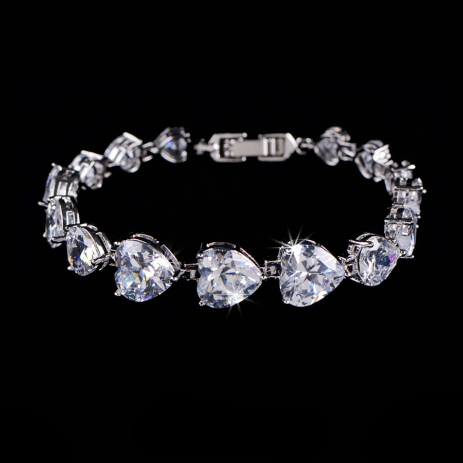 Diamind Platinum Bracelet