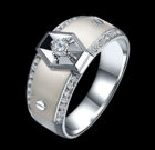 Platinum Diamond Men's Ring